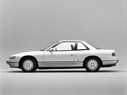 1988 Nissan Silvia Q ( S13 ) 6