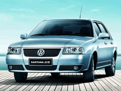 2008 Volkswagen Santana Vista 1