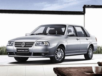 2008 Volkswagen Santana Vista 2