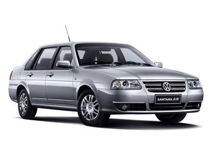 2008 Volkswagen Santana Vista 3