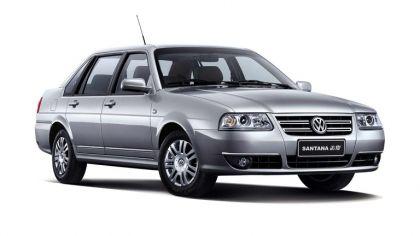2008 Volkswagen Santana Vista 7