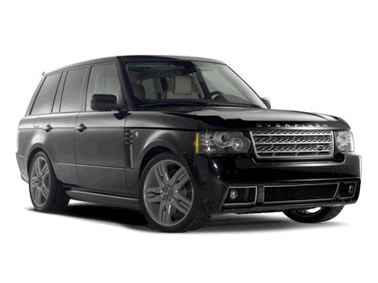 2009 Land Rover Range Rover Supercharged Royale by Overfinch 1