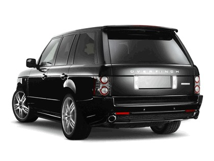 2009 Land Rover Range Rover Supercharged Royale by Overfinch 2
