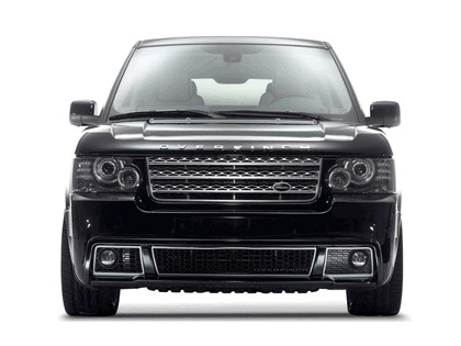 2009 Land Rover Range Rover Supercharged Royale by Overfinch 3