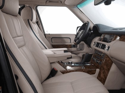 2009 Land Rover Range Rover Supercharged Royale by Overfinch 4