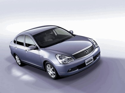 2006 Nissan Bluebird Sylphy 20G japanese version 1