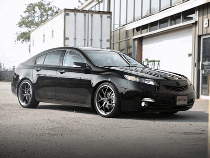 2012 Acura TL by SR Auto Group 2