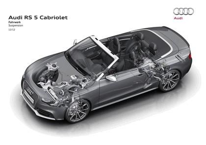 2012 Audi RS5 cabriolet 14