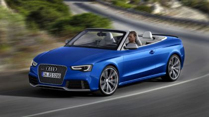 2012 Audi RS5 cabriolet 9