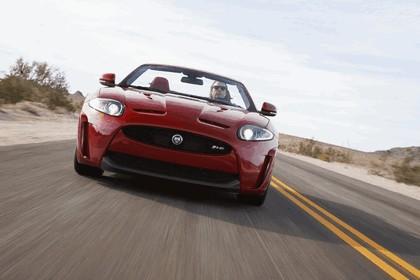 2012 Jaguar XKR-S Convertible in San Diego 2