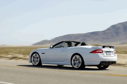 2012 Jaguar XKR-S Convertible in San Diego 8