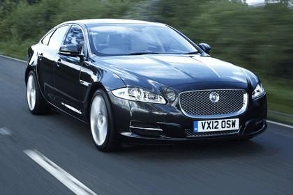 2012 Jaguar XJ - UK version 2