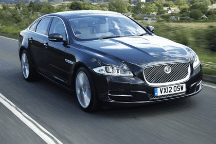 2012 Jaguar XJ - UK version 3