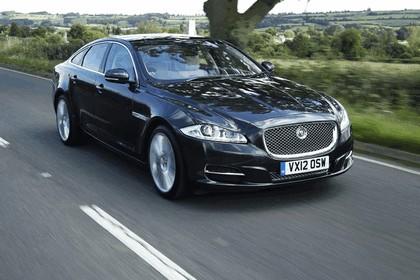 2012 Jaguar XJ - UK version 4