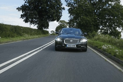 2012 Jaguar XJ - UK version 5