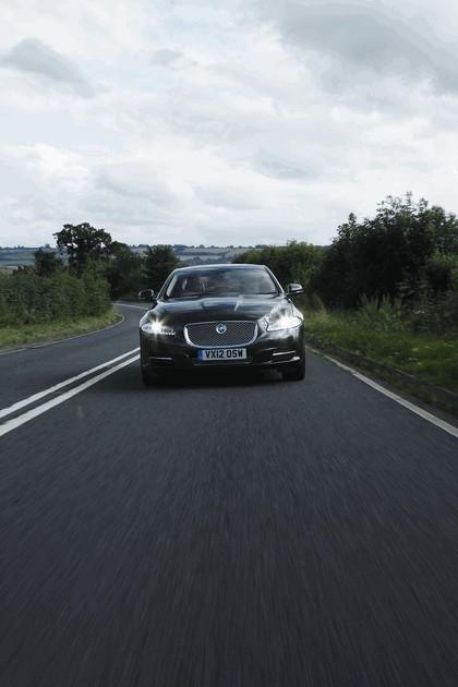 2012 Jaguar XJ - UK version 6