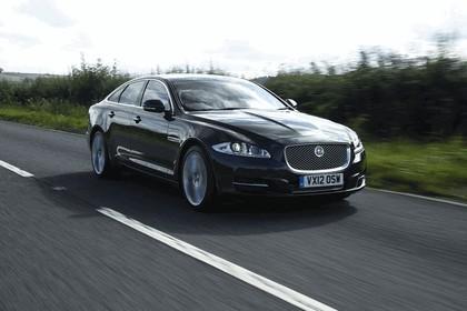2012 Jaguar XJ - UK version 7