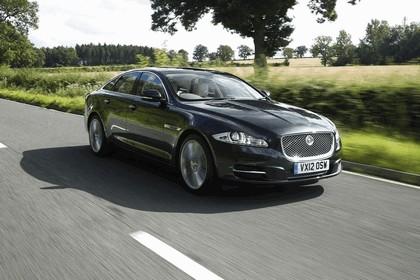 2012 Jaguar XJ - UK version 10
