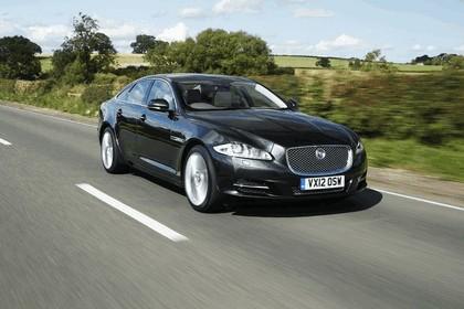 2012 Jaguar XJ - UK version 14