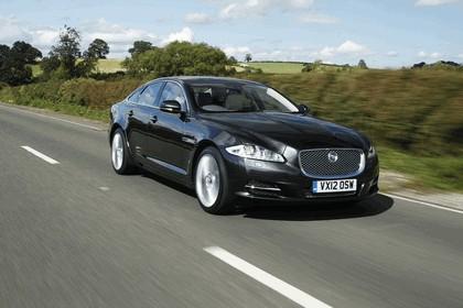 2012 Jaguar XJ - UK version 15
