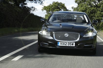 2012 Jaguar XJ - UK version 16