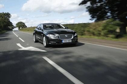 2012 Jaguar XJ - UK version 17