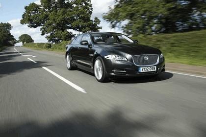 2012 Jaguar XJ - UK version 19