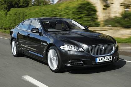 2012 Jaguar XJ - UK version 21