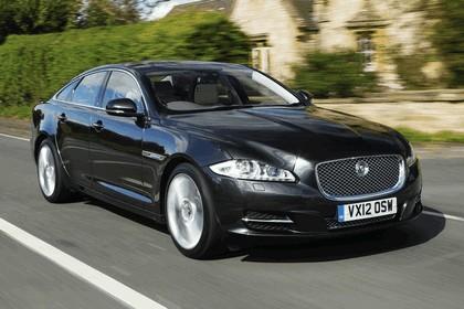 2012 Jaguar XJ - UK version 22