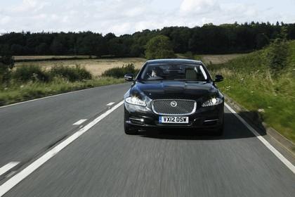 2012 Jaguar XJ - UK version 24