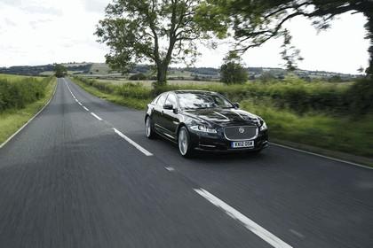 2012 Jaguar XJ - UK version 27