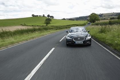2012 Jaguar XJ - UK version 28