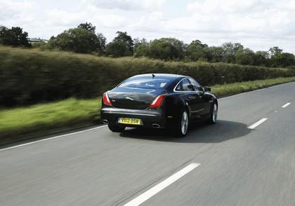 2012 Jaguar XJ - UK version 29