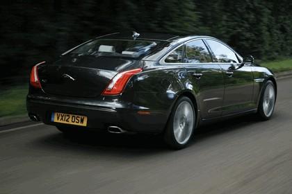 2012 Jaguar XJ - UK version 30
