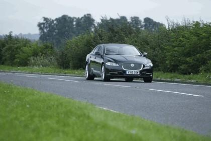 2012 Jaguar XJ - UK version 33