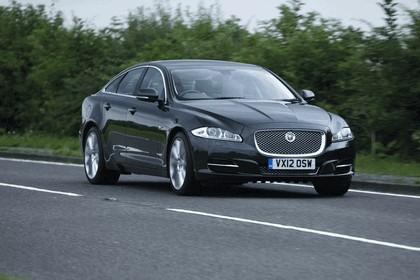2012 Jaguar XJ - UK version 34