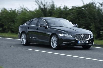 2012 Jaguar XJ - UK version 35