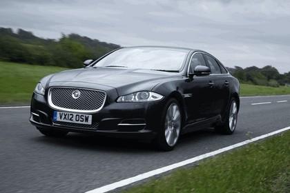 2012 Jaguar XJ - UK version 43