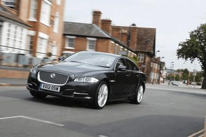 2012 Jaguar XJ - UK version 47