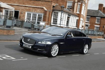 2012 Jaguar XJ - UK version 48