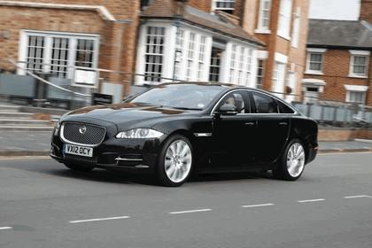 2012 Jaguar XJ - UK version 49