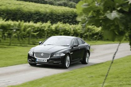 2012 Jaguar XJ - UK version 53