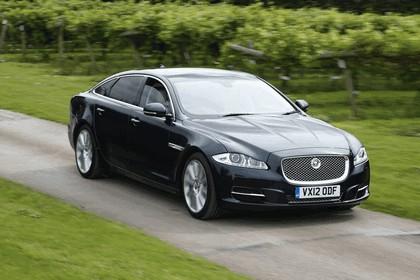 2012 Jaguar XJ - UK version 56