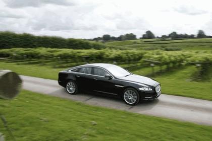 2012 Jaguar XJ - UK version 58