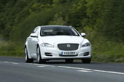 2012 Jaguar XJ - UK version 61