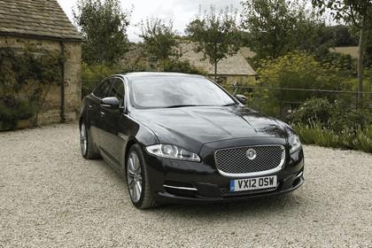 2012 Jaguar XJ - UK version 62