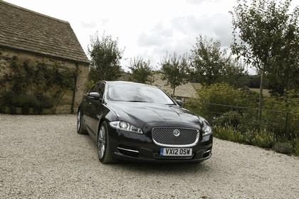 2012 Jaguar XJ - UK version 63