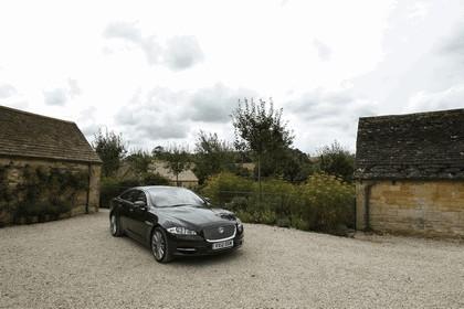 2012 Jaguar XJ - UK version 65