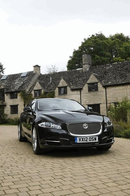 2012 Jaguar XJ - UK version 66