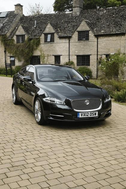 2012 Jaguar XJ - UK version 67
